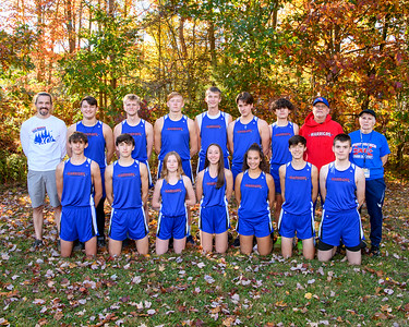 West Branch Cross Country 2020