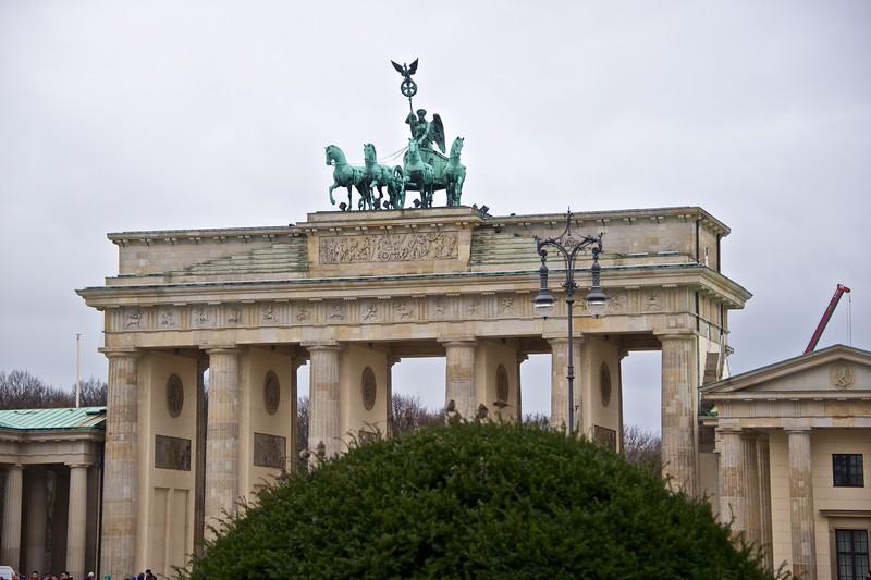 Brandenburger Tor, Berlin 3