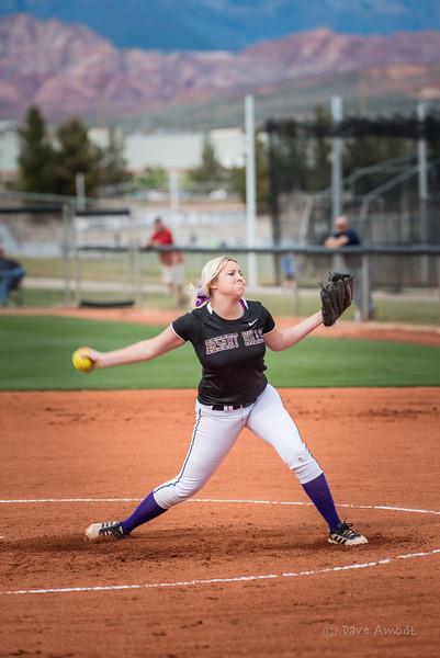 Desert Hills Softball