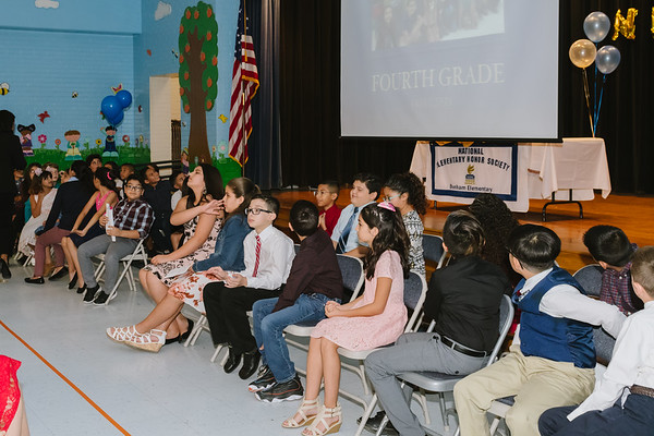 NEHS Induction Ceremony
