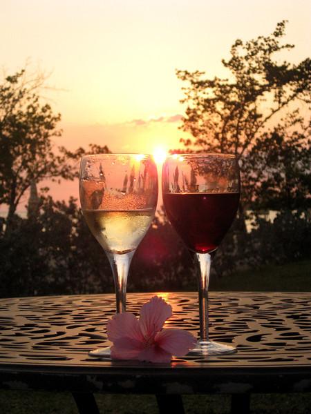 Happy Hour begins in Jamaica