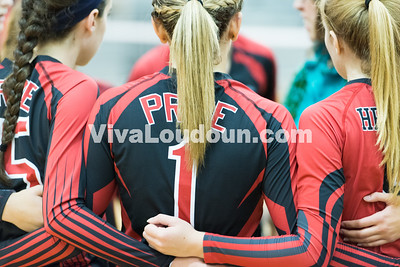 Volleyball: Loudoun County vs. Heritage 9.30.14 (by Chas Sumser)