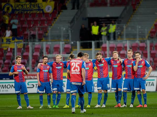 Plzeň - Teplice 2:1, penalty 3:4