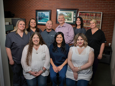 Dr Kosek Office Staff Photos