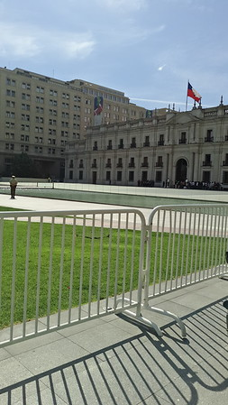 Santiago Of Chile... My city.