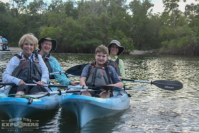 February 15th Kayaking Adventures!