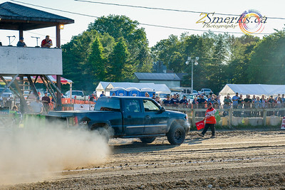 Blackstock Truck and Tractor Pull - July 8, 2017