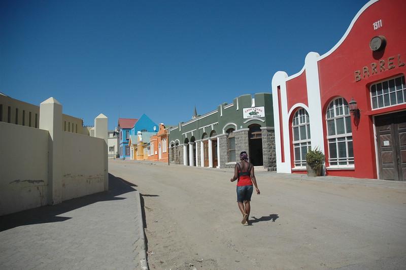 Luderitz, Namibia - Leslie Rowley