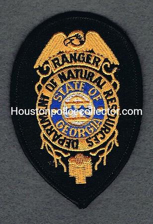 Georgia DNR Ranger