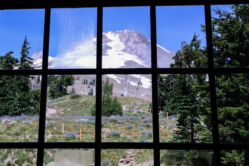 2014-08-08 Mt Hood Area 007 Timberline Lodge Mt Hood.jpg