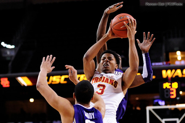 USC Men's Basketball v UW - 2012