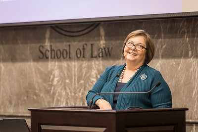 SMU Law Prof Linda Eads Last Lecture