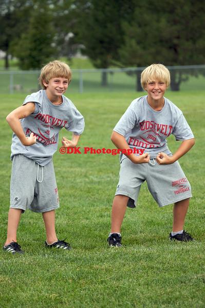 RHS Football Camp 7/2010