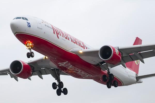 VT-VJK - Airbus A330-223