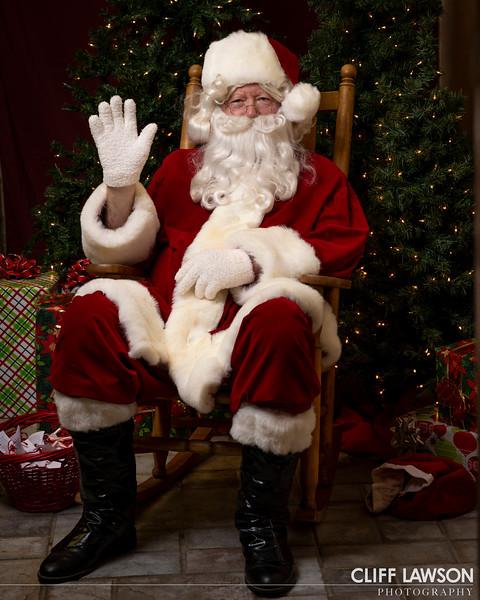 Santa on the Square 20