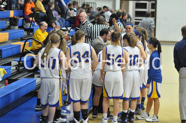 Camanche at Prince of Peace girls (1-7-14)