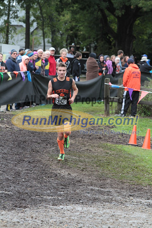 Boys D3 Finish - 2014 Nike Holly Duane Raffin Cross Country Invite
