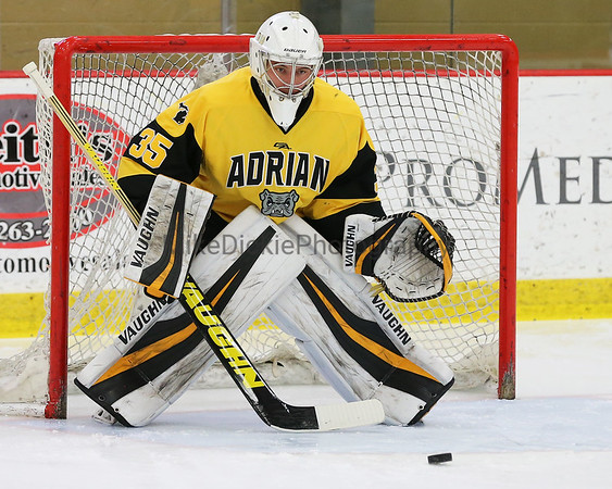 Adrian College vs Northland men's NCHA hockey