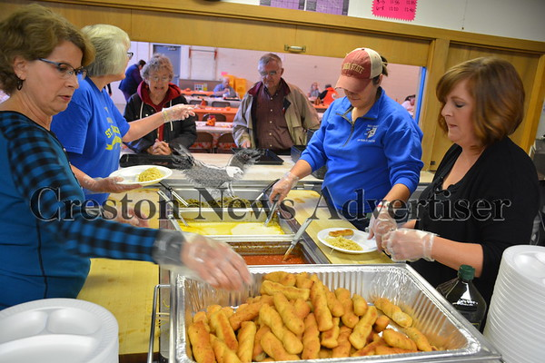 10-15 St. Malachy spaghetti supper