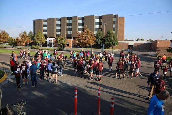 Harvest Classic Fun Run - Nampa Recreation Center