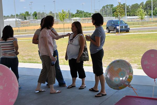 2008 06 08 - Mel's baby shower