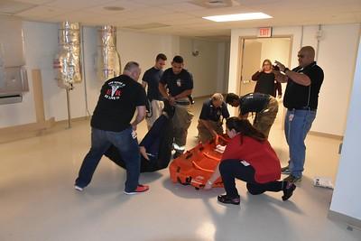 6/13/16 Hospital Evac Drill