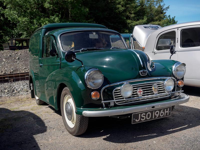 1970 Austin 8 cwt Van