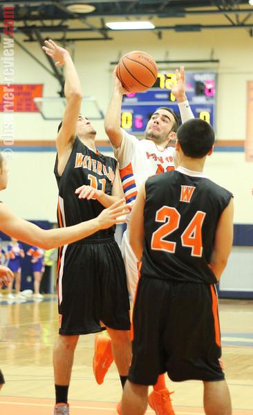 Penn Yan Basketball 12-17-13