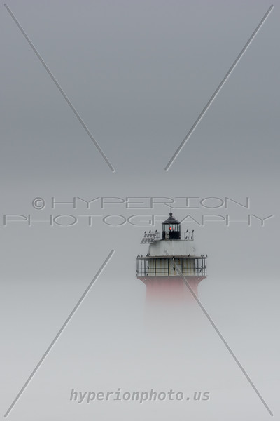 Bug Light and Plymouth Jetty