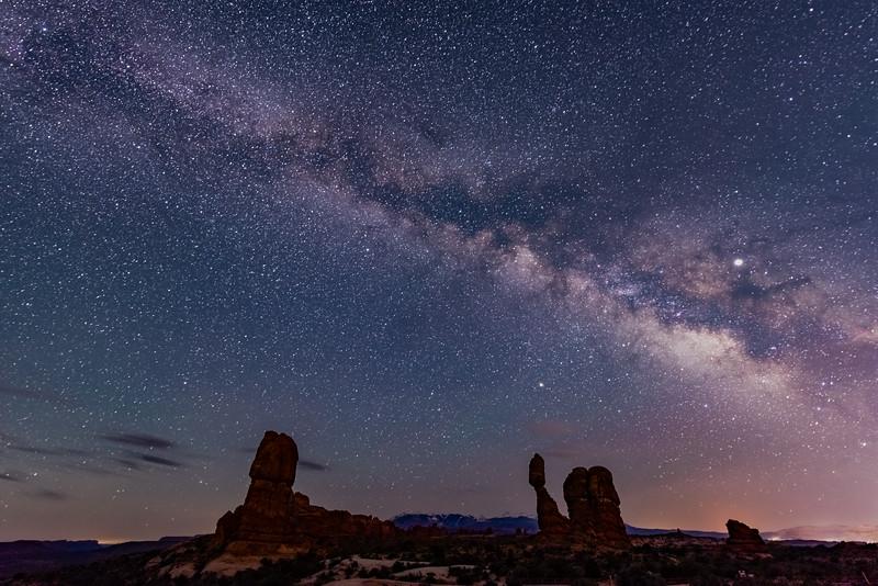 Balanced Rock 1 by Nikon
