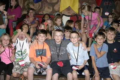 2013 VBS Day Four