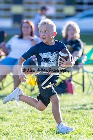 9/1 - 1st Grade - Lions vs Giants