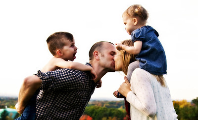 Russell Family Portraits 2012