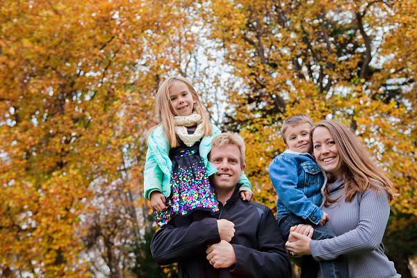 Robinson Family Fall 2017