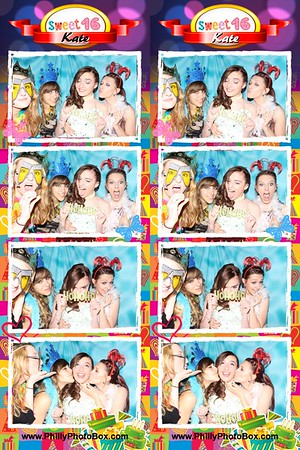 Kate Prohigh Sweet 16