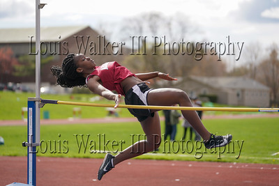 Track and Field - Prep School  at Abbey on 4/27/19