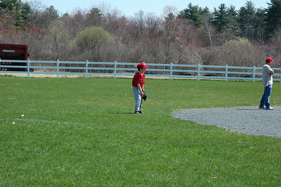 2009 April Baseball