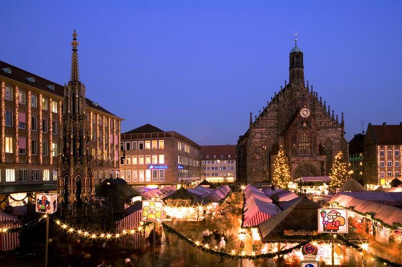 Nuremburg's Xmas Market