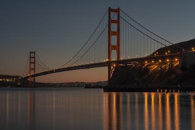 Beaches and Bridges