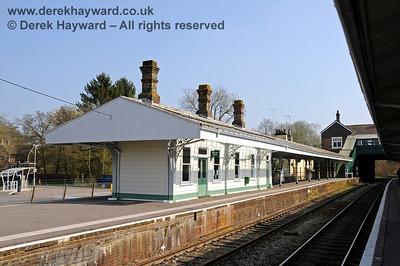 Eridge Station 2011 - 2020