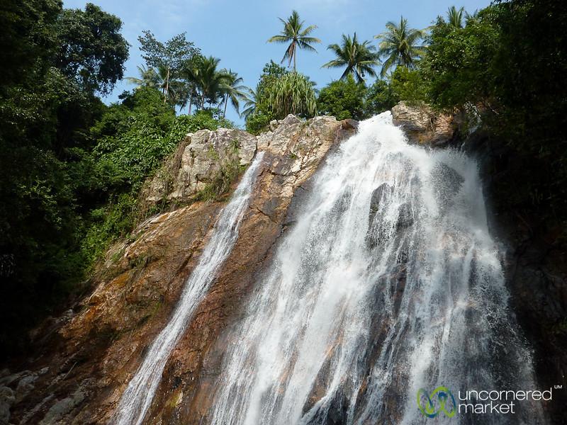 Na Muang Waterfall - Koh Samui, Thailand