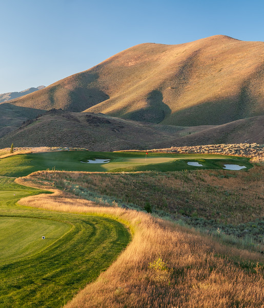 Sun Valley - White Clouds Course