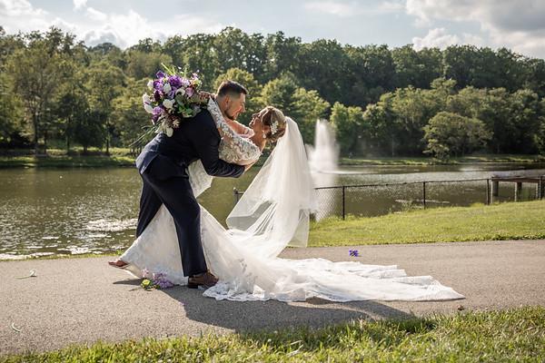 Jen & Chaz Margliotti   Antoneli Event Center Wedding