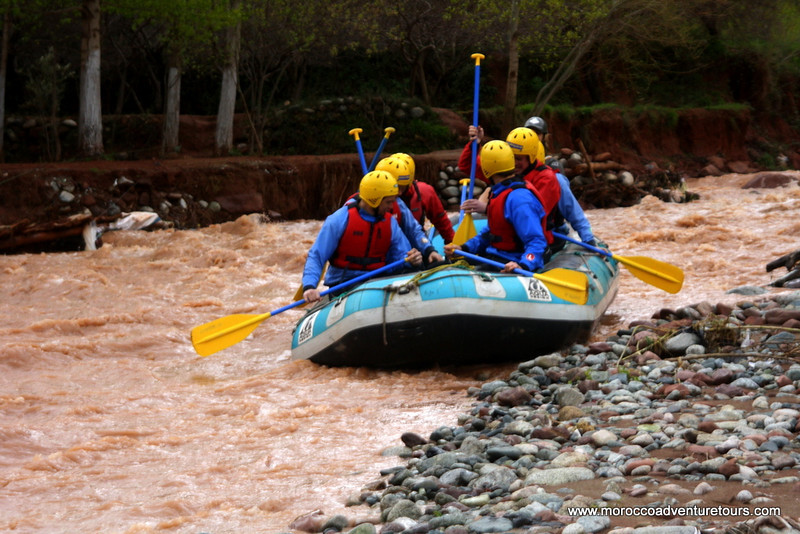 http://moroccoadventuretours.com White Water Rafting Adventure Morocco Join the fun