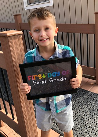 First Day(s) Of School!