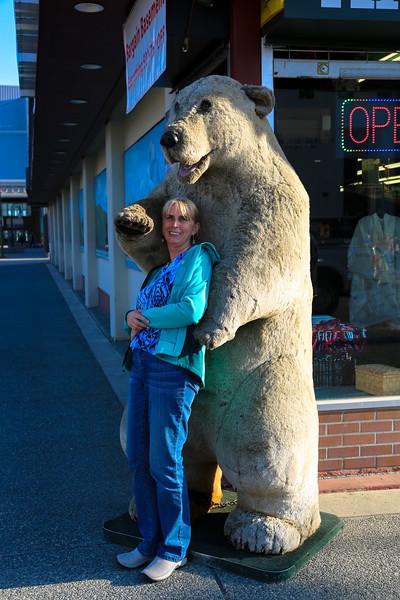 Anchorage city, Alaska - May, 2014