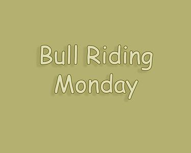 WOS 2018 Bull Riding Monday