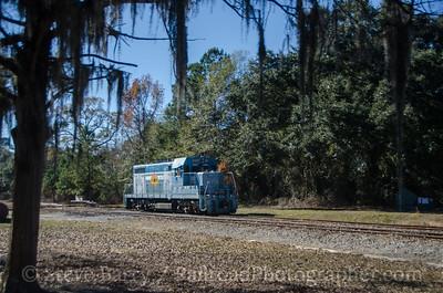 Valdosta Railway Clyattville, Georgia December 12, 2014