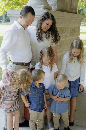 Hendrickson Family Aug. 2019