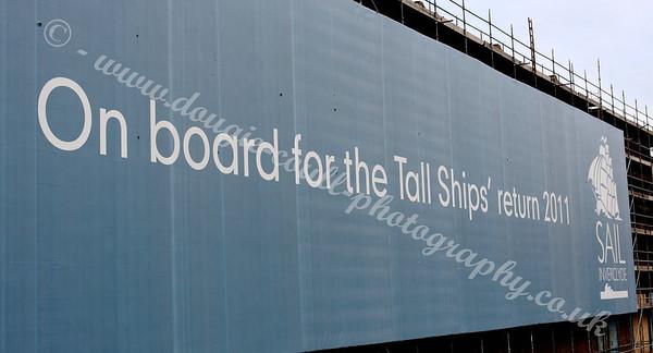 Tall Ships - Greenock 2011